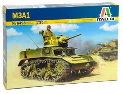 Italeri M3A1 Stuart 1/35 6498