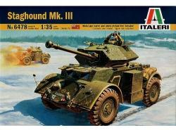 Italeri Staghound Mk.III 1/35 6478