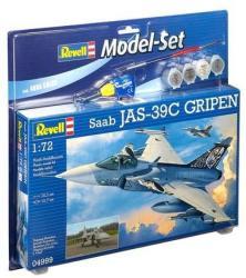Revell SAAB JAS-39C Gripen Set 1/72 64999
