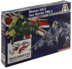Italeri Falklands War Set 1/72 1329