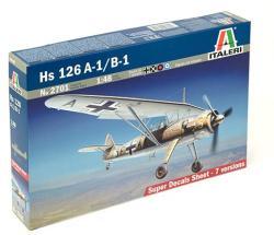 Italeri Hs-126 A-1/B-1 1/48 2701
