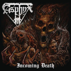 ASPHYS Incoming Death (cd)