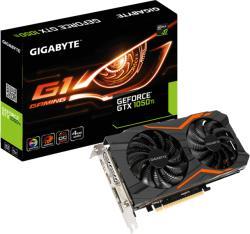 GIGABYTE GeForce GTX 1050 Ti G1 Gaming 4GB GDDR5 128bit PCIe (GV-N105TG1 GAMING-4GD)