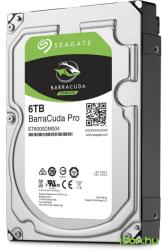 Seagate BarraCuda Pro 3.5 6TB 7200rpm 128MB SATA3 ST6000DM004