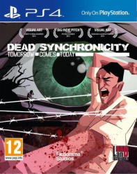 Daedalic Entertainment Dead Synchronicity Tomorrow Comes Today (PS4)
