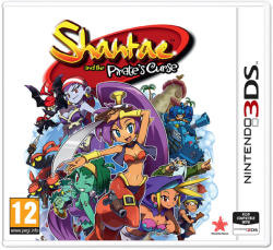 Rising Star Games Shantae and the Pirate's Curse (3DS)