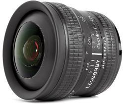 Lensbaby Circular Fisheye 5.8mm f/3.5 (Fuji)