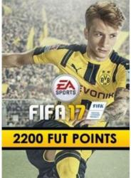 Electronic Arts FIFA 17 - 2200 FIFA Ultimate Team Points PC