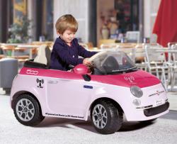 Peg Perego Fiat 500 6V