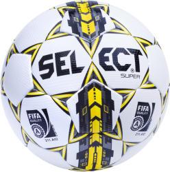 Select focilabda Super FIFA Approved - fehér/sárga