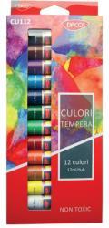 DACO Tempera apa 12 culori in tub 12 ml Daco CU112 (ACUDACU112)