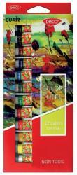 DACO Tempera ulei 12 culori in tub 12 ml Daco CU412 (ACUDACU412)