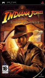 LucasArts Indiana Jones and the Staff of Kings (PSP)
