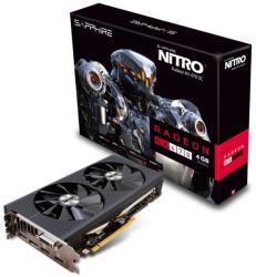 SAPPHIRE Radeon RX 470 NITRO+ OC 4GB GDDR5 256bit PCIe (11256-06-20G)