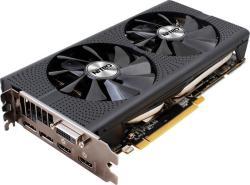 SAPPHIRE Radeon RX 480 NITRO+ 8GB GDDR5 256bit PCIe (11260-10-20G)