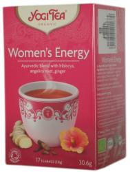 YOGI TEA Ceai Bio ENERGIE PENTRU FEMEI Yogi Tea