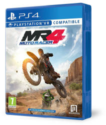Microids MR4 Moto Racer 4 (PS4)