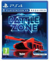 Rebellion Battlezone VR (PS4)