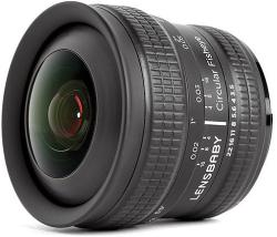 Lensbaby Circular Fisheye 5.8mm f/3.5 (Nikon)
