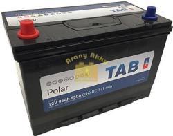 TAB Polar S 95Ah 850A Japán bal+
