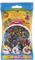 Hama Midi gyöngy 1000db-os - átlátszó mix