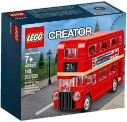 LEGO Creator - Londoni Busz (40220)