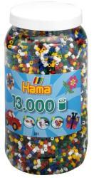 Hama Midi gyöngy 13000db-os - kiegészítő szín mix