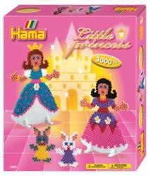 Hama Midi Hercegnős gyöngyszett 3000db-os