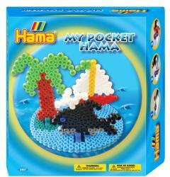 Hama Midi Vízi kaland mini gyöngyszett 1000db-os