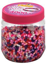 Hama Midi gyöngy 4000db-os pink mix