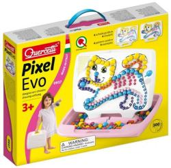 Quercetti Pixel Evo lányos pötyi 280db-os