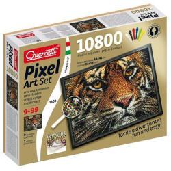 Quercetti Pixel Art Tigris 10800db-os pötyi