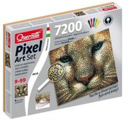 Quercetti Pixel Art Puma pötyi 7200db-os
