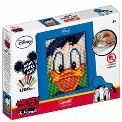 Quercetti Pixel Art mini Donald pötyi 1200db-os