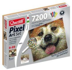 Quercetti Pixel Art Kutya pötyi 7200db-os