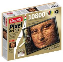 Quercetti Pixel Art Mona Lisa pötyi 10800db-os
