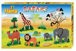 Hama Midi Óriás Szafari szett 5000db-os
