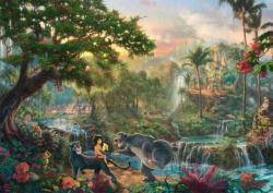 Schmidt Spiele Disney - The Jungle Book, Kinkade 1000 db-os (59473)