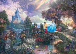 Schmidt Spiele Disney - Cinderella, Kinkade 1000 db-os (59472)