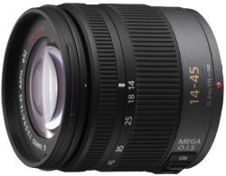 Panasonic H-FS014045E Lumix G Vario 14-45mm f/3.5-5.6 Asph MEGA O. I. S.