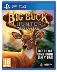Maximum Games Big Buck Hunter Arcade (PS4)