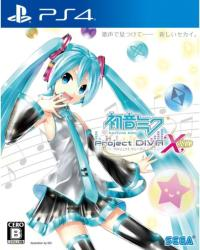 SEGA Hatsune Miku Project DIVA X (PS4)