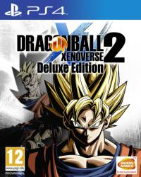 Namco Bandai Dragon Ball Xenoverse 2 [Deluxe Edition] (PS4)