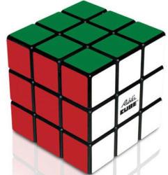 Rubik 3x3X3 verseny kocka kék dobozban