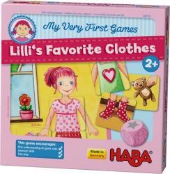 HABA Legelső Játékom - Lilli Kedvenc Ruhái