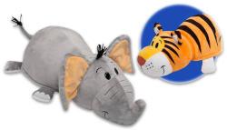 Jay@Play Plüsstesók - elefánt-tigris (FO-FLP1033)