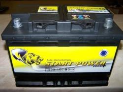 START Power 45Ah 360A jobb+