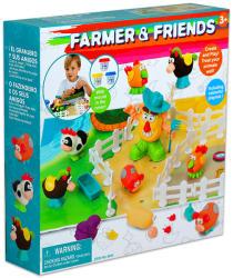 Playgo A farmer és barátai gyurmakészlet
