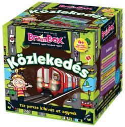 The Green Board Game BrainBox Közlekedés