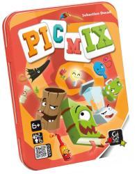 Gigamic PicMix - gyorsaság társasjáték (34533)